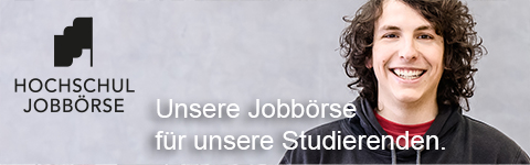 Online job platform at HAW - Hochschule Landshut | University of Applied Sciences